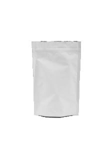 Белый Дой-пак с замком Zip-Lock, 500 гр. (180*280 мм.)