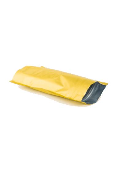 Золотой Дой-пак с замком Zip-Lock, 250 гр. (140*240 мм.) - 2