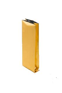 Золотой пакет с Центральным швом 1 кг. (135*360 мм.)