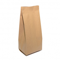 Крафт бурый пакет с Центральным швом 250 гр. (80*250 мм.)
