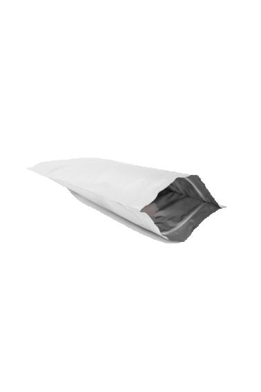 Белый Дой-пак с замком Zip-Lock, 500 гр. (180*280 мм.) - 2
