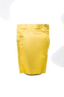 Золотой Дой-пак с замком Zip-Lock, 500 гр. (180*280 мм.)